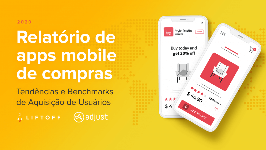 Shopping Apps Report Portuguese